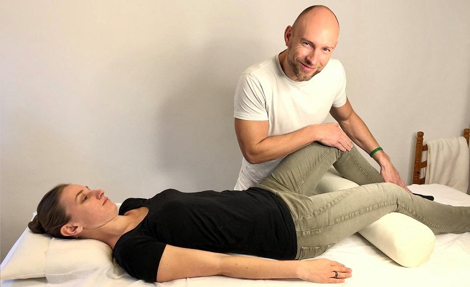 Wolfhard Tonak - Therapie Knie